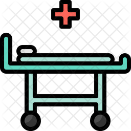 Sickbed Icon
