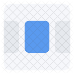 Side Scrolling Icon