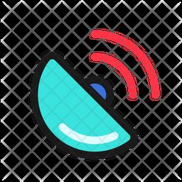 Signal Dish Icon