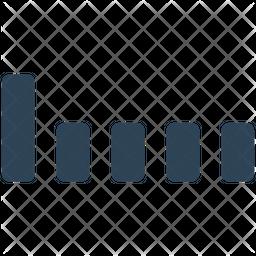 Signals Glyph Icon