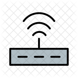 Signals, Wifi, Wireless, Router Icon