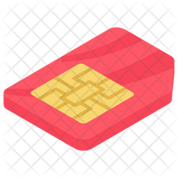 Sim-card Icon