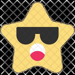Sing Emoji Icon