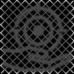 Single target Icon