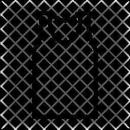 Singlet Line Icon