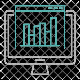 Site analytics Icon