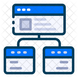 Site mapping Icon