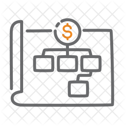 Sitemap Cost Icon