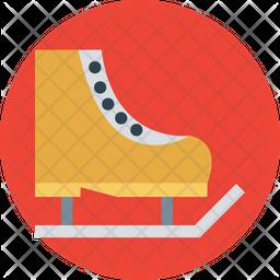 Skates Shoes Icon