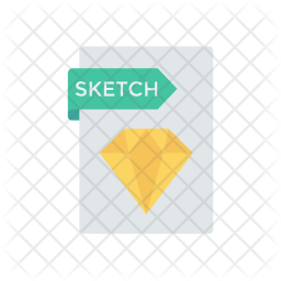 Sketch File Icon