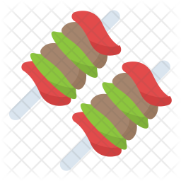 Skewer Icon