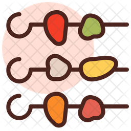 Skewers Icon