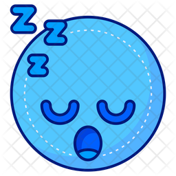 Sleep Emoji Icon