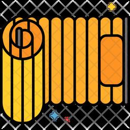 Sleeping Pad Icon