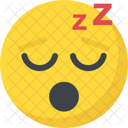 Sleepy Face Icon