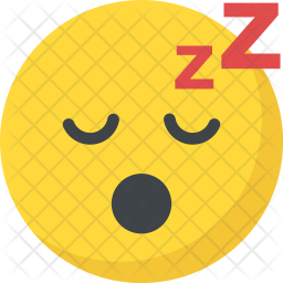 Sleepy Face Icon