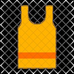 Sleeveless shirt Icon