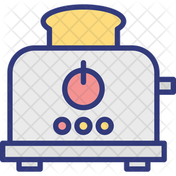 Slice toaster Icon
