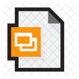 Slide file Icon