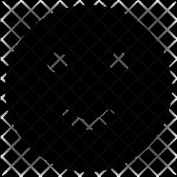 Slightly Smiley Face Emoji Icon