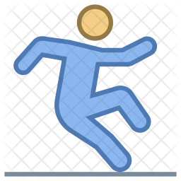 Slippery floor Icon