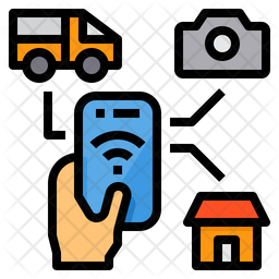 Smart Controlling Icon