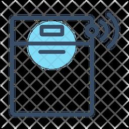 Smart dishwasher Icon