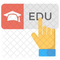 Smart Education Icon