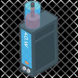 Smart Gadget Isometric Icon