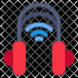 Smart Headphone Icon