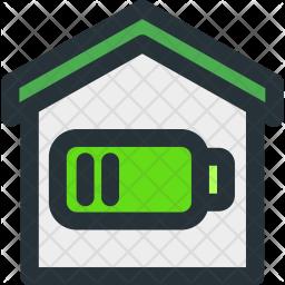 Smart, Home Icon