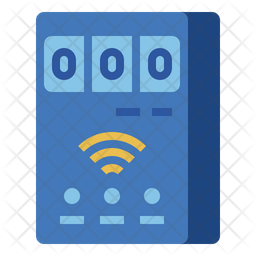 Smart meter Icon
