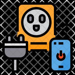 Smart Plug Icon
