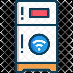 Smart Refridgerator Icon
