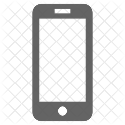 Smartphone Icon Of Glyph Style Available In Svg Png Eps Ai Icon Fonts