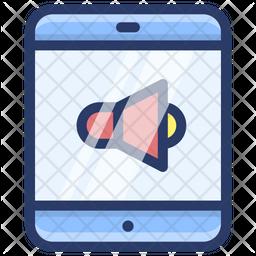Smartphone Promotion Icon