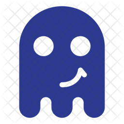 Smile Flat  Emoji Icon