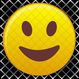 Smile Emoji Icon