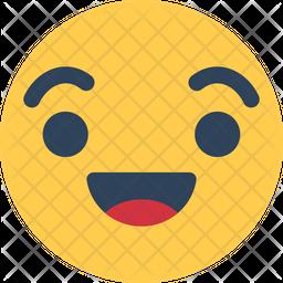 Smiley Flat Icon