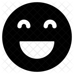 Smiley Face Emoji Icon