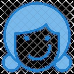 Smiling Emoji Icon