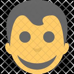 Smiling Flat Icon