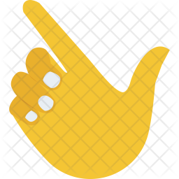 Smiling Gesture Icon