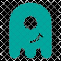 Smirk Flat  Emoji Icon
