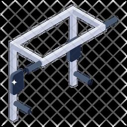 Smith Machine Icon