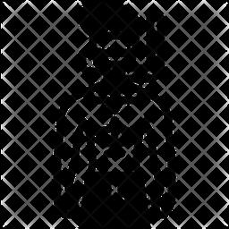 Snorkel Glyph Icon