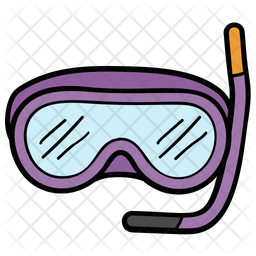 Snorkelling Mask Icon