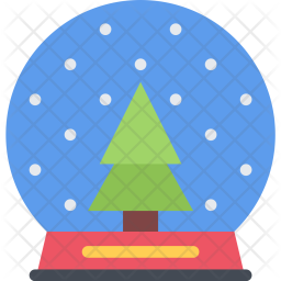 Snow, Globe, New, Year, Christmas, Winter, Holidays Icon png