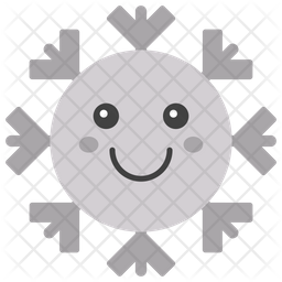 Snowflake Emoji Emoji Icon