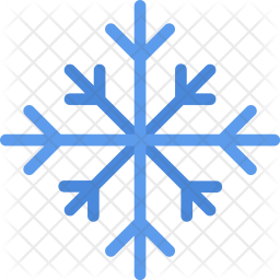 Snowflake, New, Year, Christmas, Winter, Holidays Icon